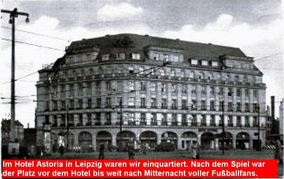 Leipzig Hotel Astoria