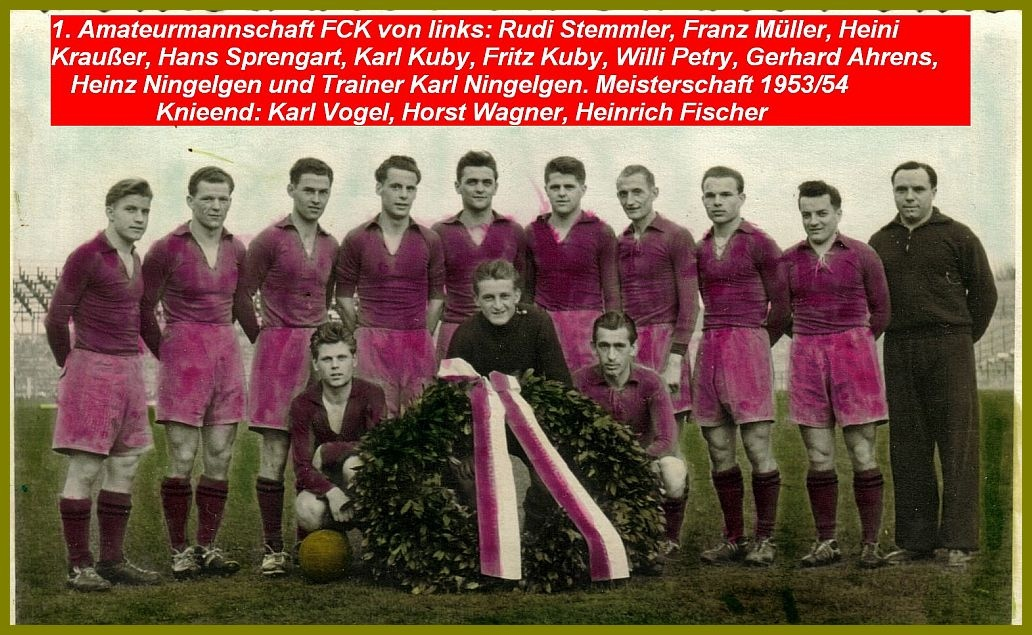 Amateurmannschaft FCK
