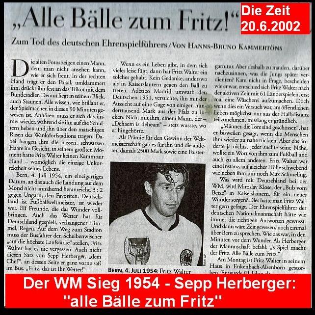 Alle Bälle zum Fritz