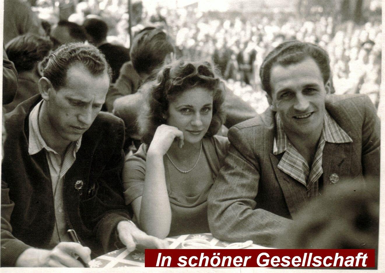 Bild mit Werner
