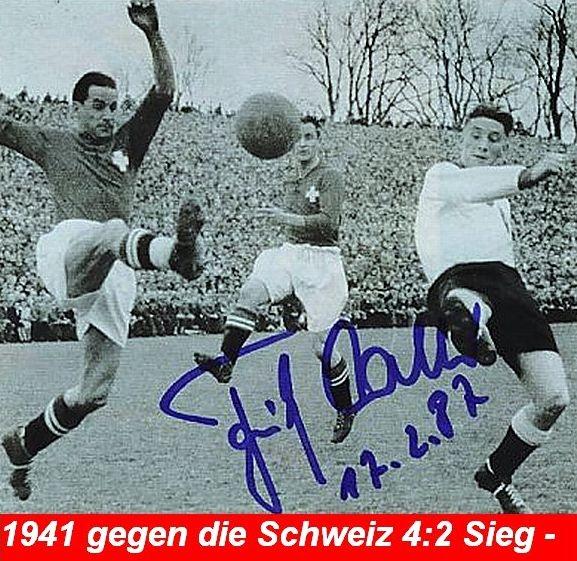 1941 gegen die Schweiz