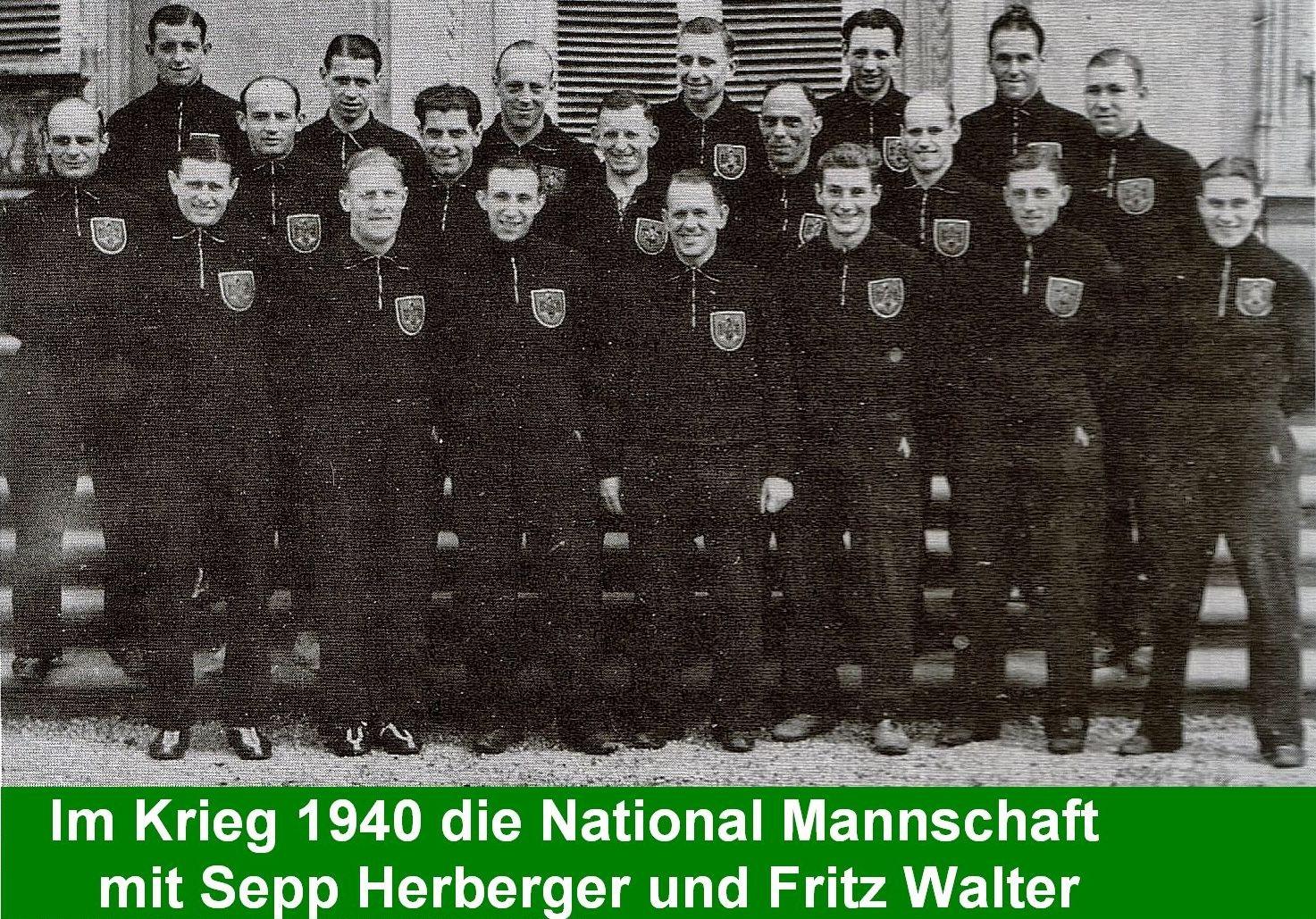 Im Krieg 1940
