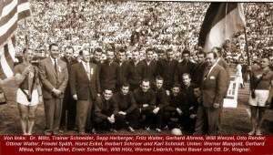 Amerika Mannschaftsfoto Kaiserslautern