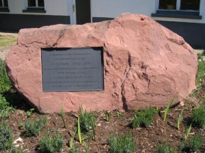 SV Alsenborn Fritz-Walter-Gedenkstein