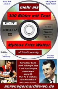 Fritz Walter CD