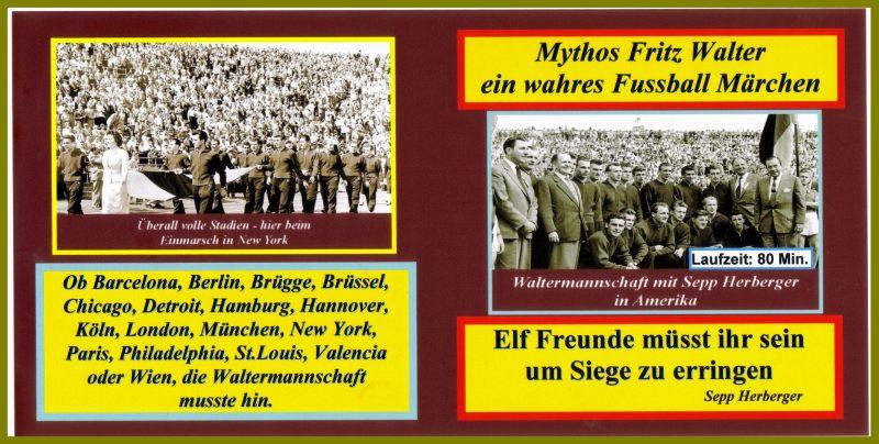 DVD Waltermannschaft